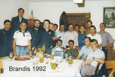 Traditionsverein 1992 Brandis